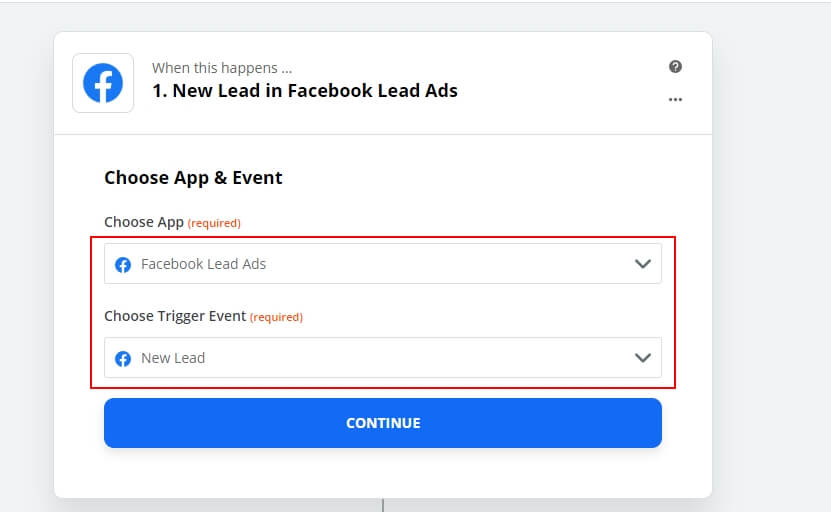 מדריך זאפייר -Facebook Lead ads - Step 1 \ קמפיין לידים בפייסבוק - שלב 1